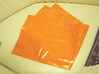 エスパルス専用ゴミ袋。