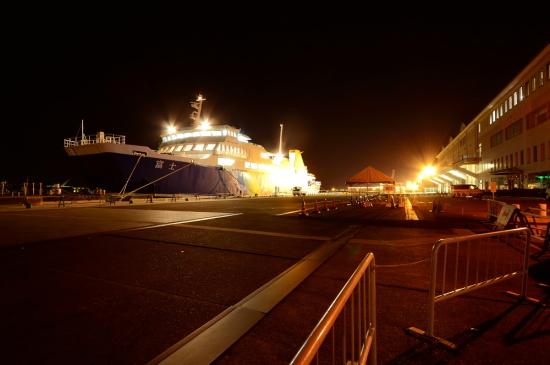 エスパルスドリームプラザ マリンターミナル周辺の夜景7