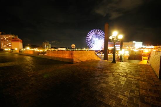 エスパルスドリームプラザ マリンターミナル周辺の夜景3