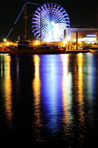 エスパルスドリームプラザ マリンターミナル周辺の夜景5