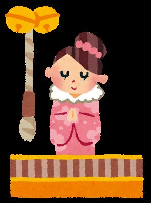 Hatsumoude_woman