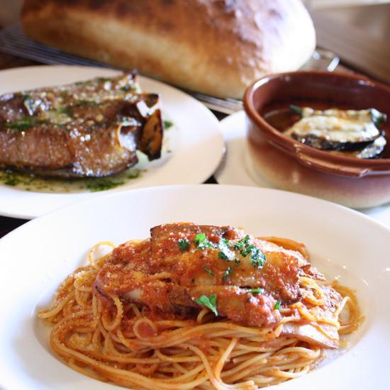 イタリア料理店『ROSSO』
