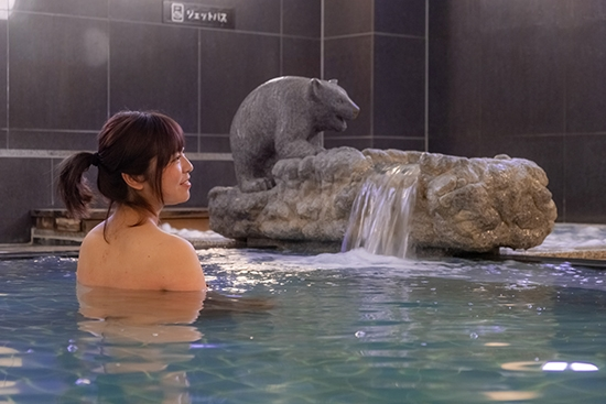 エキチカ温泉・くろしお