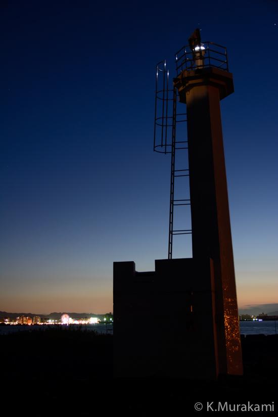 三保真崎灯台